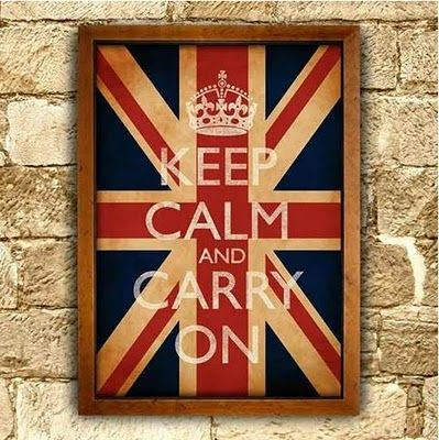 fun, though keep calm and carry on is overdone
