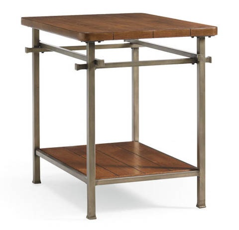 Schnadig River Run End Table