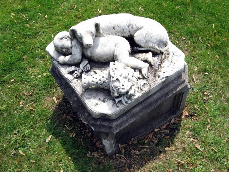 Holy Cross Cemetery, Lackawanna, NY