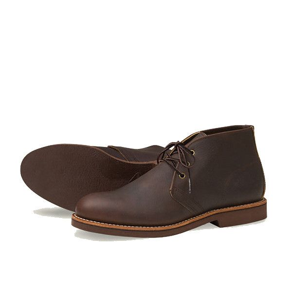 Red Wing Shoes | Briar Foreman Chukka | 9215