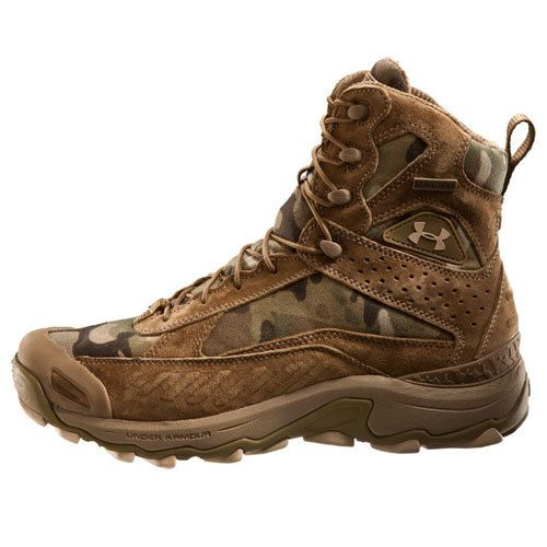 Under Armour Men's Multicam Gore Tex Speedfreek, love these boots plus they are super light. These are the best boots I have ever had!