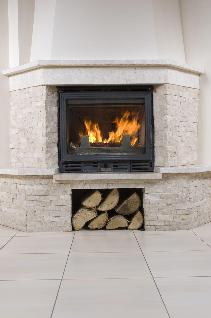 Best 25 white stone fireplaces ideas on pinterest white for Beauty stone fireplaces