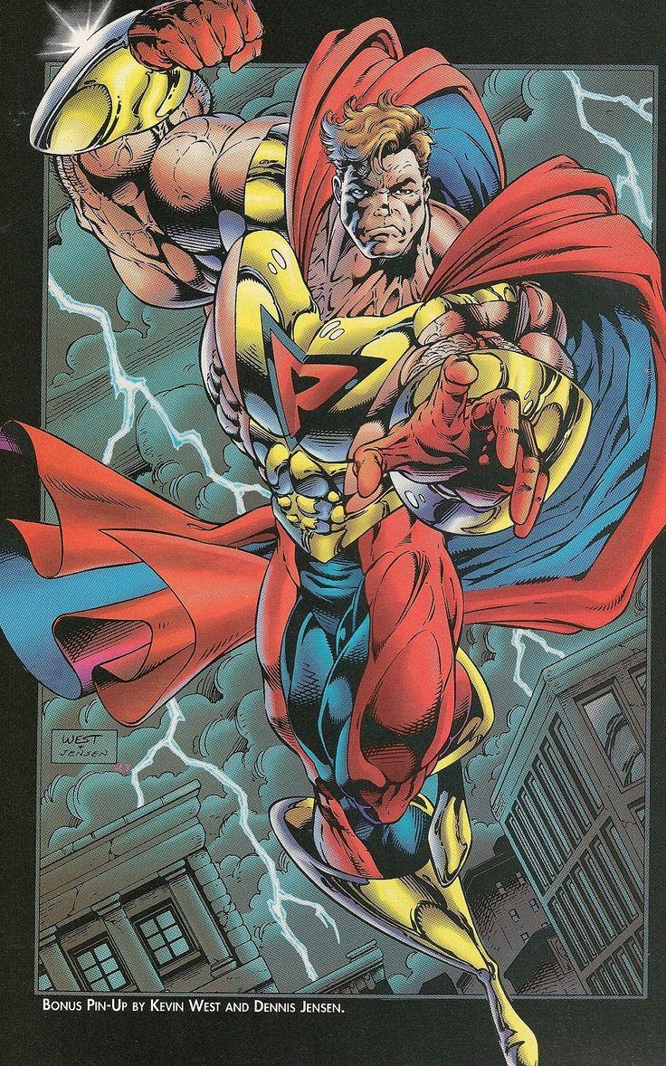 Prime Malibu Comics