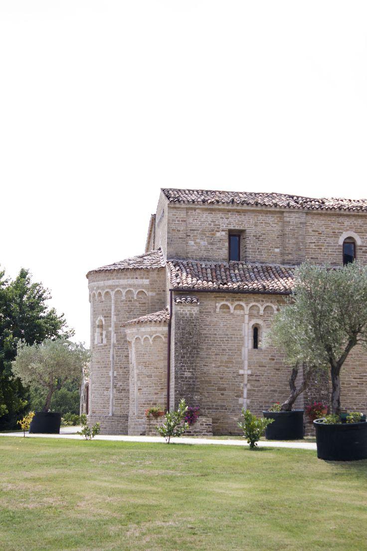 Abbazia Sant'Urbano - Apiro