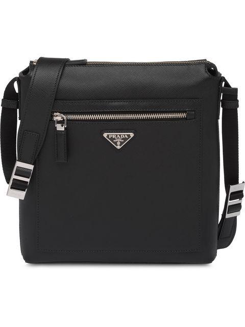 b9cc1e953e Prada Saffiano Leather Shoulder Bag in 2019 | Closet - Part 1 ...