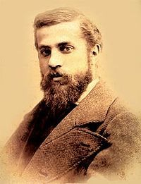 Antoni Gaudi (1852-1926) was a Spanish Catalan architect from Reus and the best known practitioner of Catalan Modernism