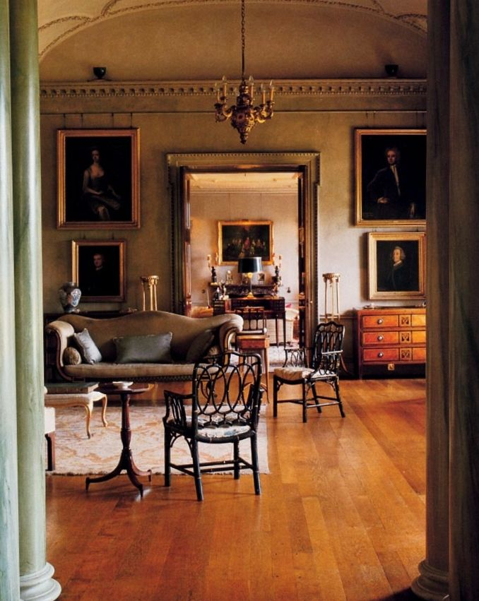 Baker Furniture Stately Homes Collection.