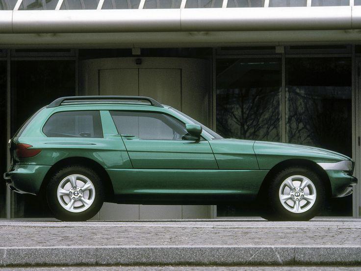 1991 BMW Z1 Coupe Prototype