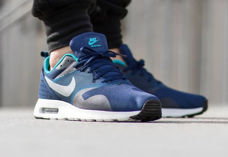 ... nike air max tavas loyal blue sneakers nike air max tavas pinterest  discover more ideas about ...