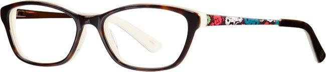 Vera Bradley Tortoise Cat Eye Frames for Women | Visionworks ~~ http://shoppingpromenade.com/