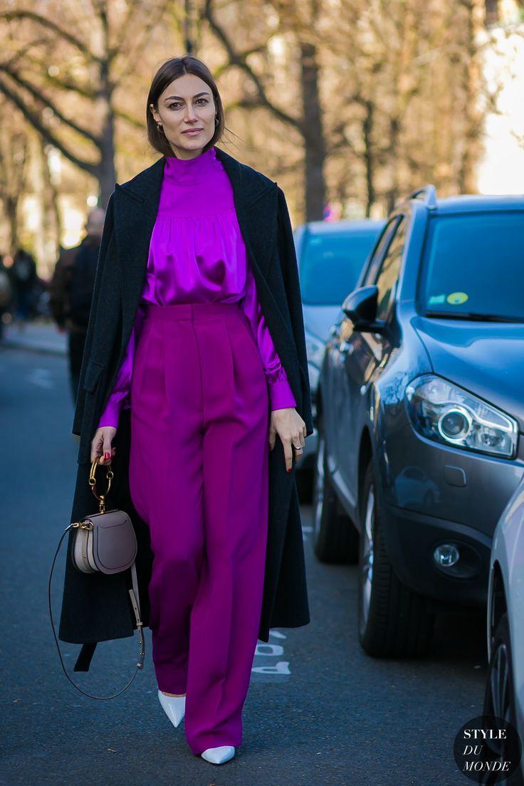 Giorgia Tordini by STYLEDUMONDE Street Style Fashion Photography