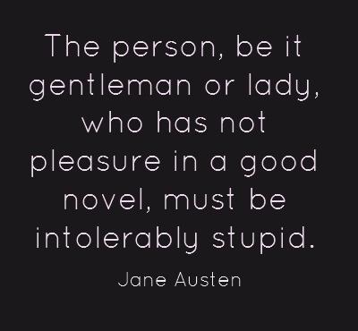 Literary hero!