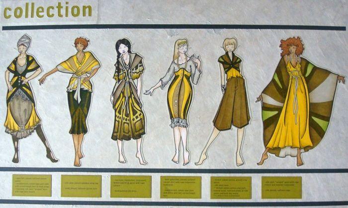 Fashion Portfolio by Jen Dusold at Coroflot.com
