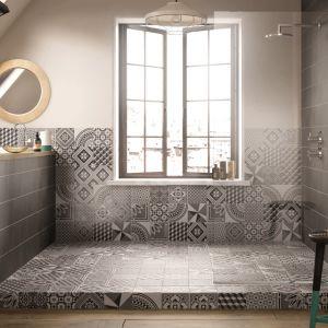 BCT43706-Ted-Baker-GeoTile-148mm-x-148mm-Roomset  #TedBaker #tiles #interiors