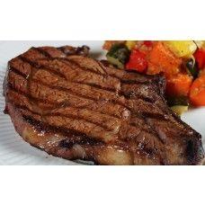 Cooked Ribeye Steak