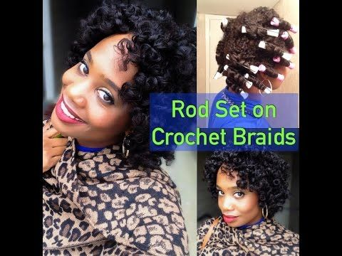 ... afro divas enjoyed rod set hair youtube naturalistas forward rod set