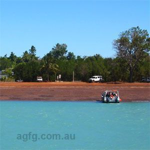 The Tiwi Islands, Bathurst and Melville, are abundant in arts and crafts, and the colourful culture of the Tiwi people.