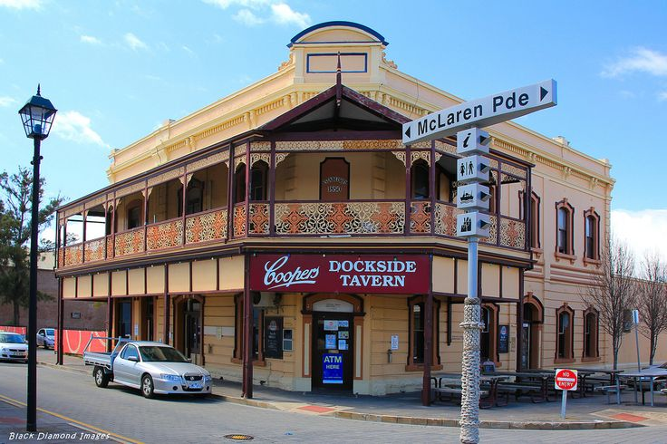 Coopers Dockside Tavern Port Adelaide, South Australia - Been there