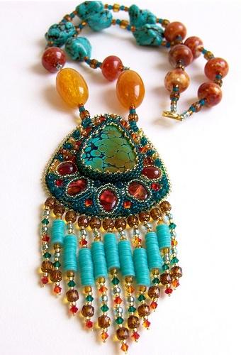 Indian Summer by gellanova, via Flickr  Nice