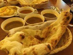 インド料理のビスヌ鳥栖店に行って来ました珍しいバイキング980円  カレーナンライススープサラダ食べ放題 ドリンクバーアイスもついてお得です  #鳥栖 #インド料理 #カレー #ナン #バイキング tags[佐賀県]