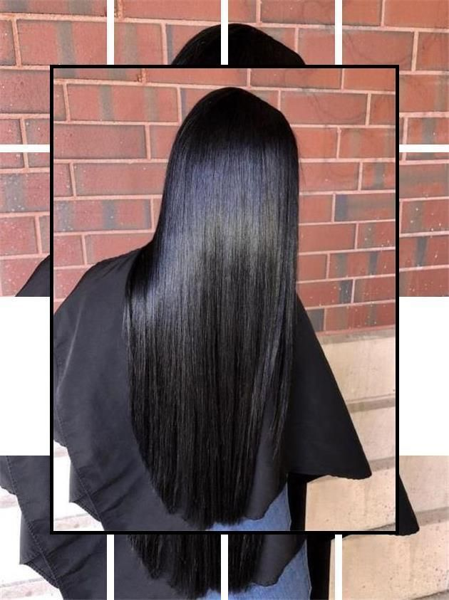 Permanent Straightening | Straight Hairstyle For Party | Straight Hairstyles Men | Hair styles ...