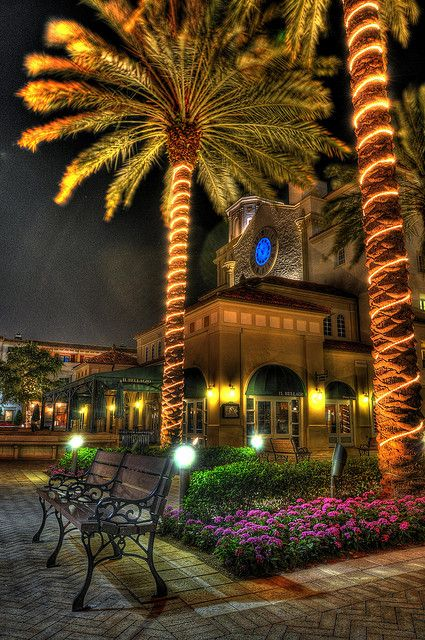 Cityplace - West Palm Beach, Florida