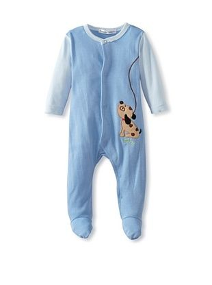25% OFF Rumble Tumble Baby Long Sleeve Coverall (Dark Blue)