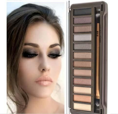 Professional Makeup Brushes Set 2015 New Released Makeup Nude Smoky Palette Eyeshadow Palette 1.7g High Quality Dhl Fast Free Ship Makeup Brush Sets Uk From Batteryfactory, $6.6| Dhgate.Com