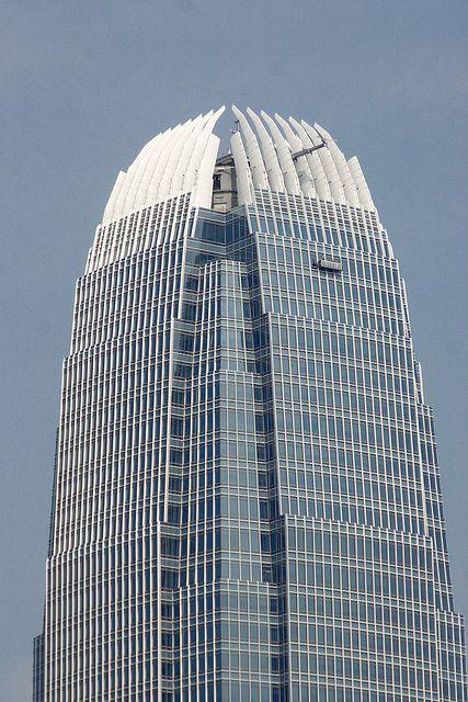 2 International Finance Center, Hong Kong Cesar Pelli & Assoc. 2003