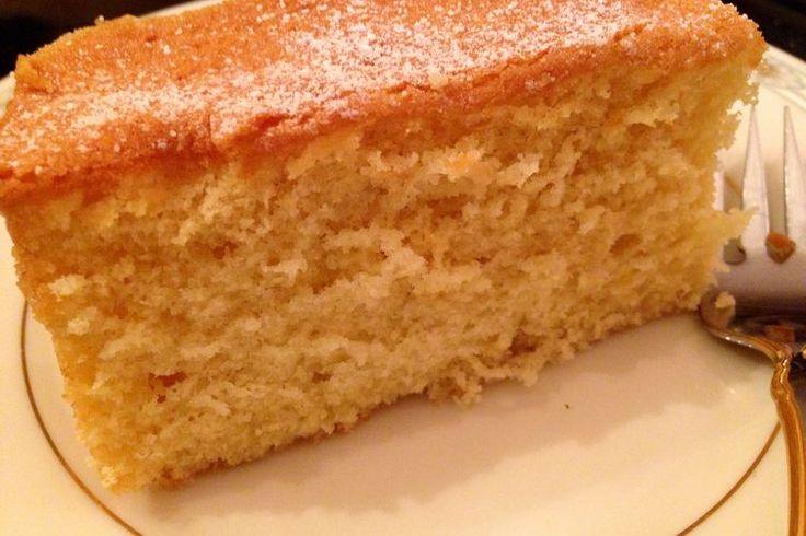 Moist Madeira Cake Recipe Uk