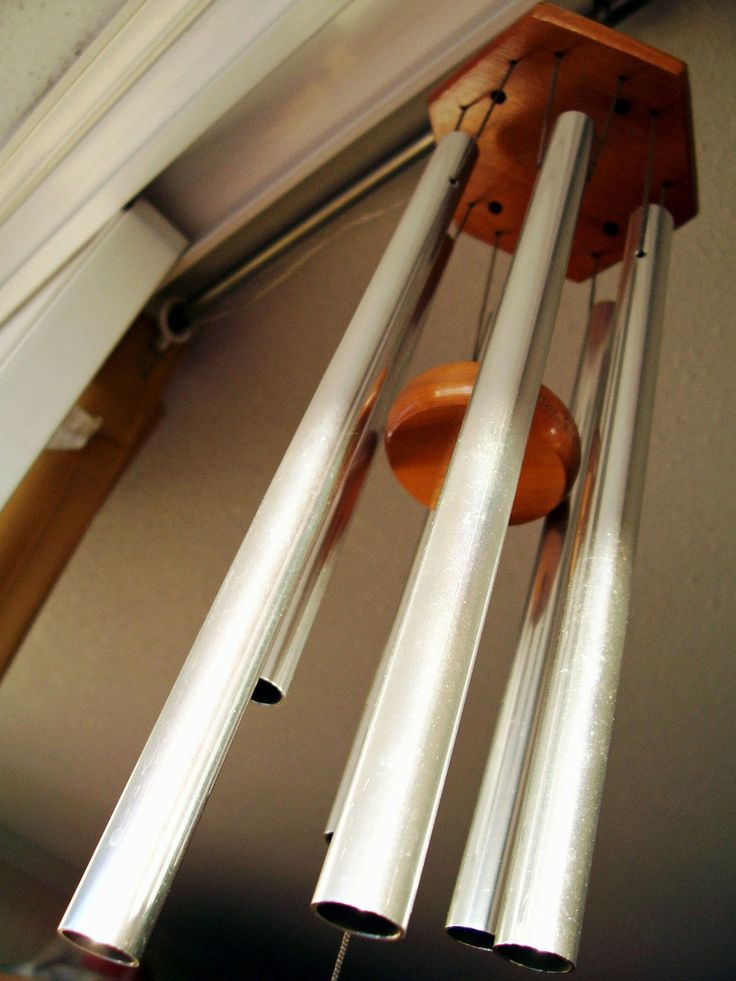 Feng Shui and Wind Chimes