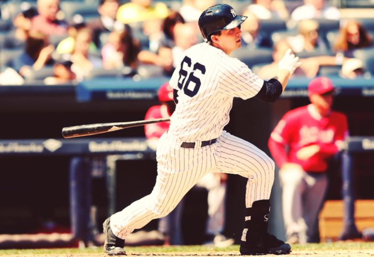 4/26/2014 - Derek Jeter 1 for 4, John Ryan Murphy got the start behind the plate but had the biggest impact from in front of it, breaking a 1-1 tie with a 2-run single.