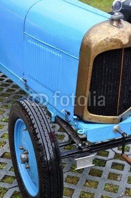 Oldtimer -Detail