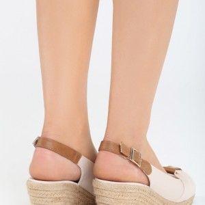e25036f13717 Béžové sandále na leto (2)