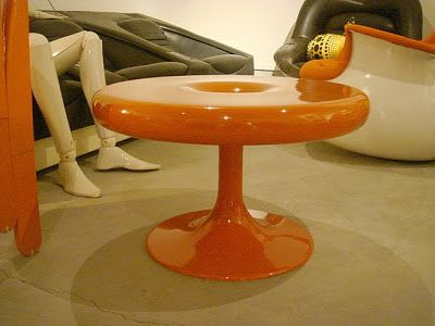 Kantarelli Table by Eero Aarnio