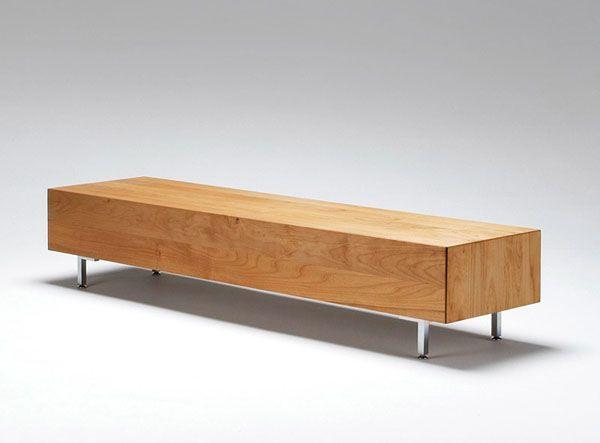 IXTB-1600HAKOテレビボード–無垢材家具・オーダーメイド木製家具のイクスス