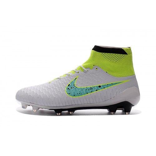Nike Magista - Best 2017 Nike Magista Obra FG White Green Football Shoes