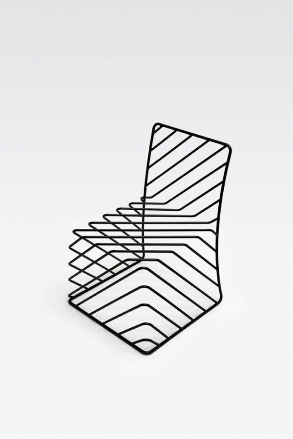 Think Back Lines / Nendo Japanese design studio.