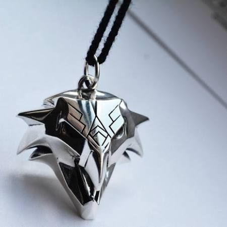witcher 3 griffin medallion - Google Search