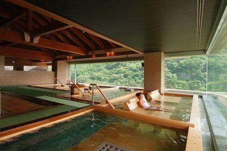 磐梯熱海温泉 華の湯 福島/Bandai-atami ,fukushima japan ,hot spring