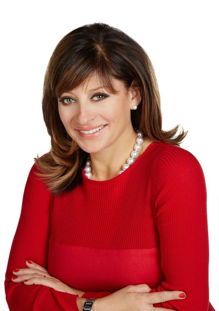 Maria Bartiromo of the Fox Business Network