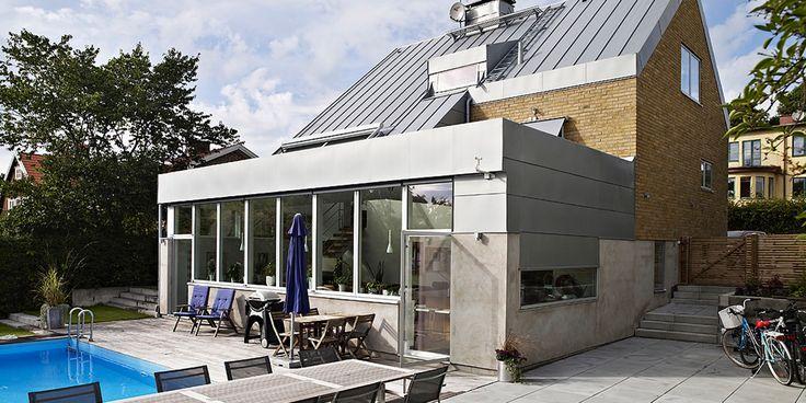 Sheet Metal House I   UNIT Arkitektur AB