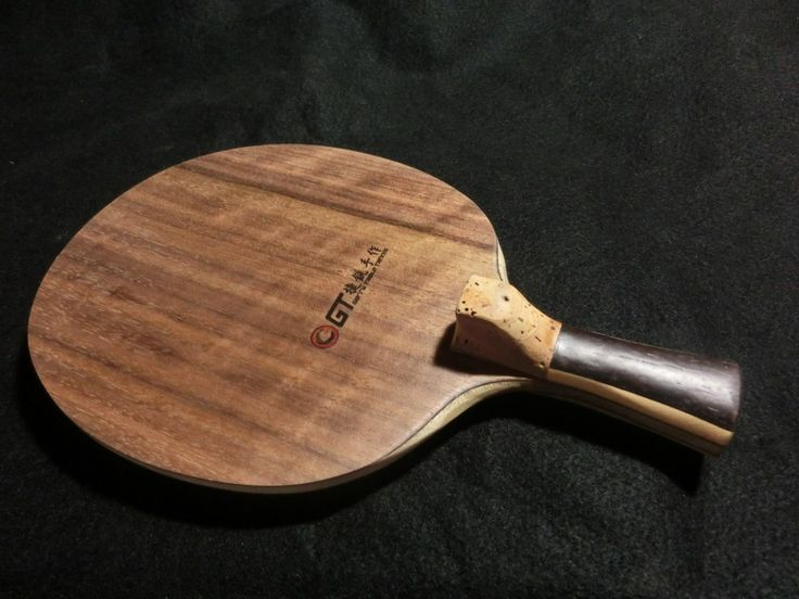These Gerry Table Tennis blades are pretty sleek!