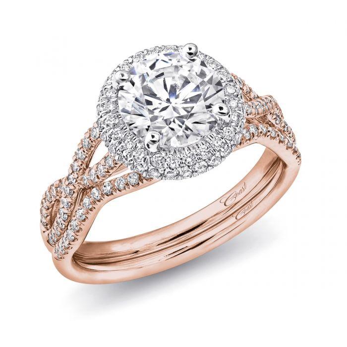 Ring Roundup Rose Gold Engagement Rings Colored Engagement Rings Rose Gold Engagement Ring Wedding Rings Rose Gold