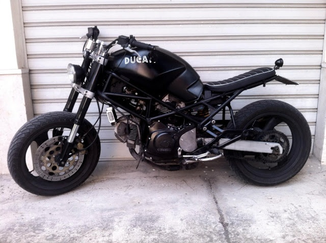 Ducati Monster   Seat