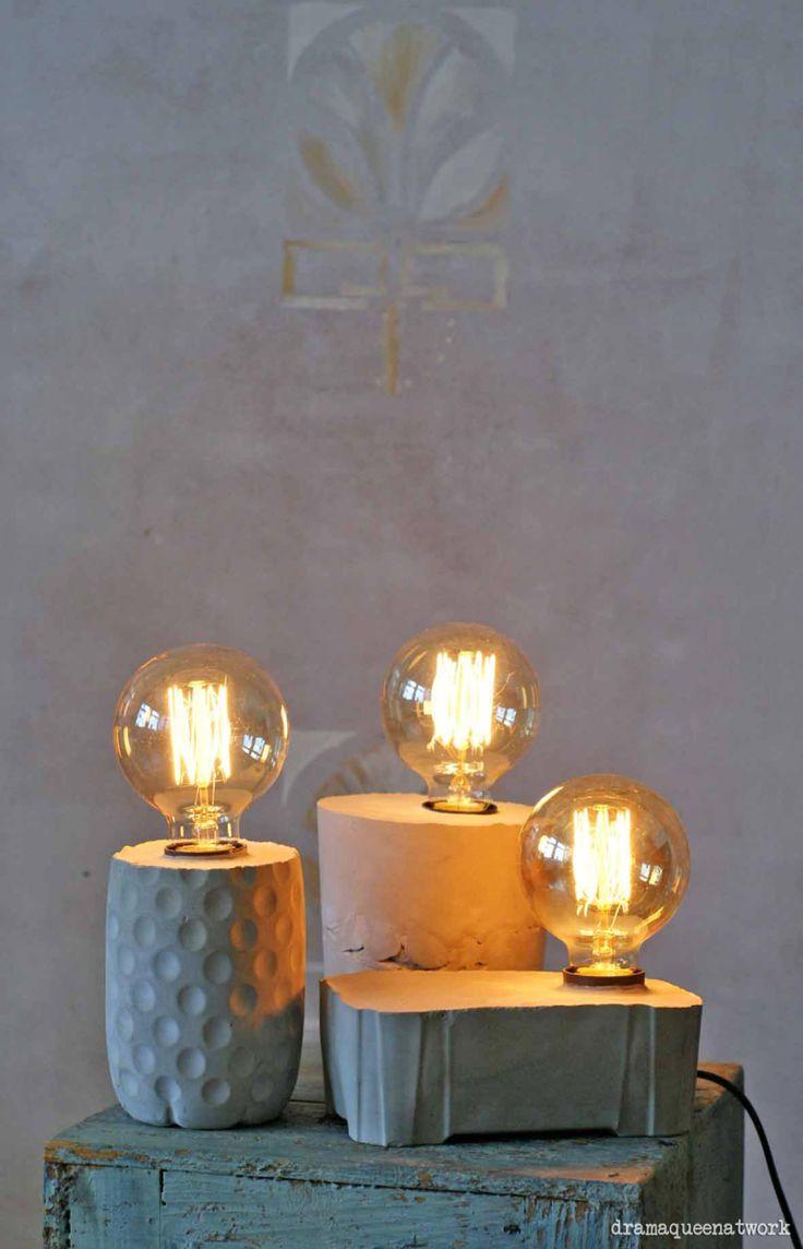 die besten 25 gips basteln ideen auf pinterest diy deko beton beton basteln und gips. Black Bedroom Furniture Sets. Home Design Ideas