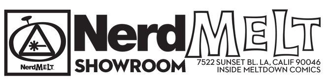 Nerdist Showroom at Meltdown Comics 7522 Sunset Blvd., Los Angeles. LAWeekly's Best Comedy Club Los Angeles 2013.