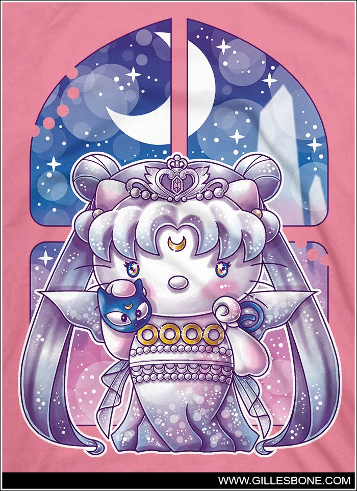 Princess Serenity (Hello Kitty)