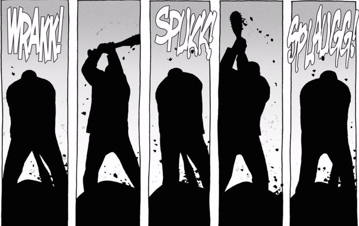 Here's How SPOILER'S Death Played Out In The 'Walking Dead' Comics