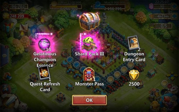 LETS GO TO CASTLE CLASH GENERATOR SITE!  [NEW] CASTLE CLASH HACK ONLINE 100% REAL WORKING: www.online.generatorgame.com Add up to 9999999 Gems Gold and Mana per day for Free: www.online.generatorgame.com 100% Real Works! Resources added instantly: www.online.generatorgame.com Please SHARE this hack method guys: www.online.generatorgame.com  HOW TO USE: 1. Go to >>> www.online.generatorgame.com and choose Castle Clash image (you will be redirect to Castle Clash Generator site) 2. Enter your…